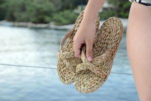 Pletene papuče – Yachting