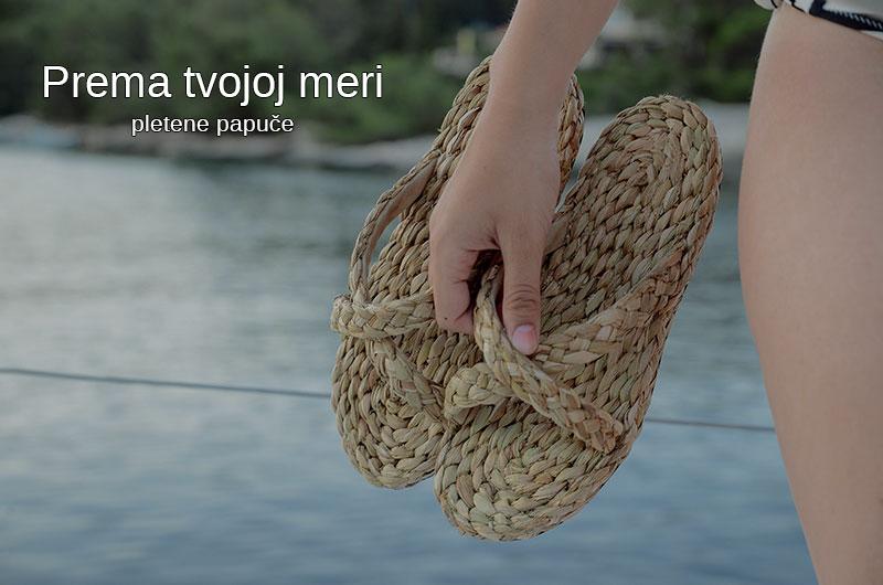 pletene papuce