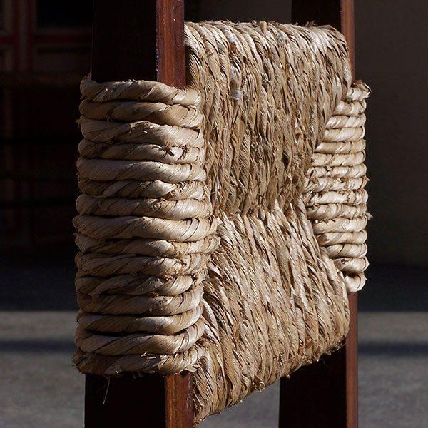pletene stolice od rogoza
